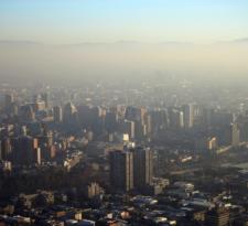 Intendencia Metropolitana decreta alerta ambiental para este sábado