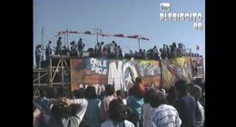 [VIDEO] Manifestación del NO en La Bandera
