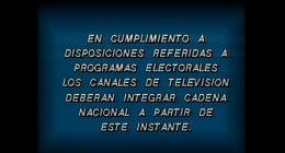 [VIDEO] Plebiscito 88: Revisa la franja del 28 de septiembre