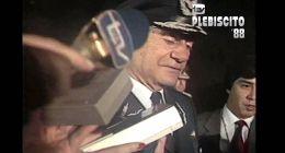 [VIDEO] General Matthei reconoce triunfo del NO