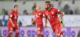 Arturo Vidal será titular por el Bayern ante el Milan