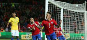 Chile por primera vez superará a Brasil en el ranking FIFA