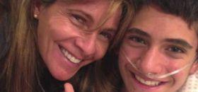Cristóbal Gelfenstein es sometido a trasplante tras aparición de donante