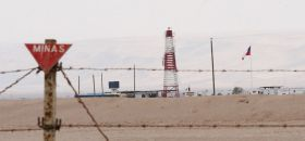 Ciudadano peruano muere al pisar una mina antipersonal en frontera con Chile