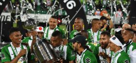 Atlético Nacional vence a I. del Valle y se corona campeón de la Copa Libertadores