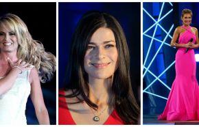 Bolocco, Tomicic y De Moras han estado animando el Festival de Viña del Mar