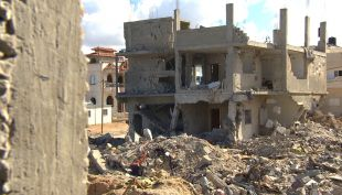 La guerra de Gaza
