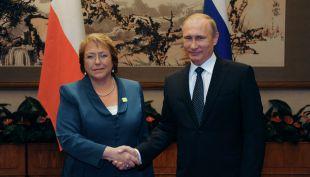 APEC China 2014: Presidenta Bachelet se reúne con líderes mundiales