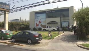 [T13 Tarde] Detienen a siete delincuentes tras robo a Banco de Chile
