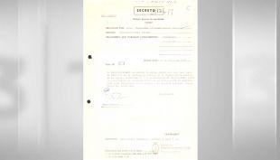 [T13] Los 70 documentos que confirman la estrecha colaboración entre Jorge Videla y Fidel Castro