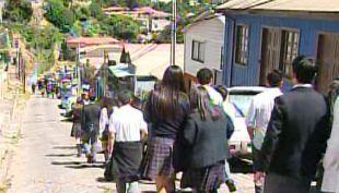 [T13] Miles de personas participaron de simulacro de catástrofes en región del Biobío