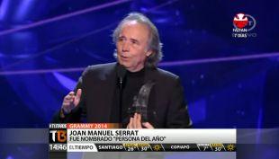 [T13 Tarde] Serrat es homenajeado en entrega de Grammy Latino y más noticias de espectáculos