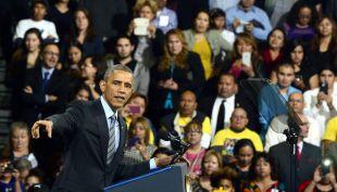 """[T13] Barack Obama por ley de inmigrantes: """"Quienes se ocultan, ahora podrán salir de la sombra"""""""