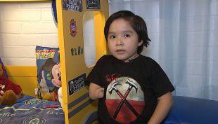 [T13 Tarde] Matías Torres: El niño símbolo se prepara para la Teletón