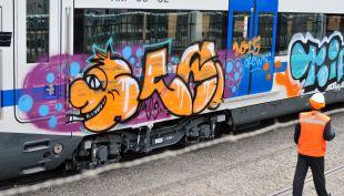 [T13] Valparaíso: Daños millonarios sufren nuevos vagones del servicio Rancagua Express