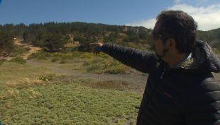 [T13] Loteo afectado por el 27/F enfrenta a pescadores y vecinos de Puertecillo