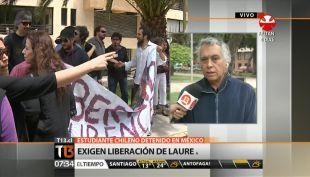 "[T13AM] Padre de chileno detenido en México: ""Un terrorista chileno les cae como anillo al dedo"""