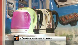 [T13] La feria que se realiza en Santiago para hacer negocio con China