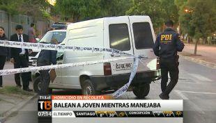 [T13 AM] Bloque policial: Investigan dos homicidios en distintas comunas de la capital
