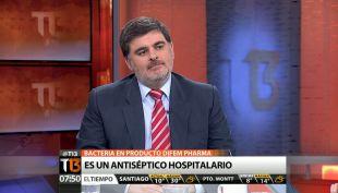 """[T13AM] Subsecretario e infecciones por antiséptico: """"Lo más probable es que aparezcan otros casos"""""""