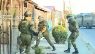 [T13] Operación antidroga en San Pedro de la Paz dejó más de 15 detenidos
