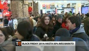 [T13] Ofertas de Black Friday también llegan a Chile