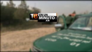 [VIDEO] #T13enunminuto: al menos cinco muertos deja ataque suicida en Kabul y otras noticias