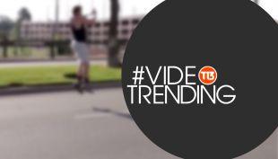 """[VIDEO] #VideoTrending: ¿Viste la polémica hazaña de este """"VineStar""""?"""