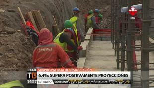 [T13 Tarde] Ministra del Trabajo espera que desempleo mantenga tendencia a la baja