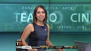 [T13 TARDE] Todo sobre espectaculos con María Jesús Muñoz