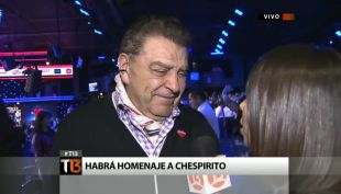 [T13] Don Francisco anticipa homenaje a Chespirito en la Teletón