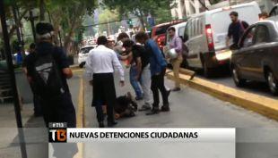 [T13] Nuevas detenciones ciudadanas generan polémica por límites de las acciones