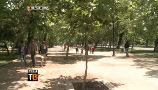 [Reporteros] Parque Forestal: Los vecinos al rescate