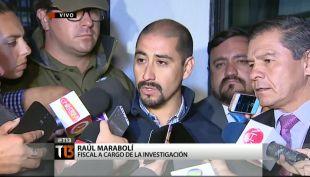 [T13] Fiscal de Calama confirma muerte de Mateo Riquelme y participación de más personas