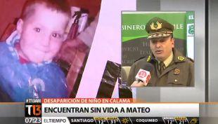 Muerte de Mateo Riquelme: Pericias buscan confirmar implicancia del padrastro