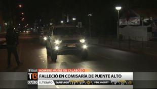 [T13 AM] Hombre muere en calabozo de comisaria: las noticias policiales con Miguel Acuña