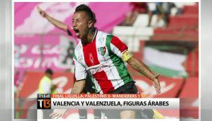 [T13] Palestino dio el primer golpe y se acerca a la Libertadores