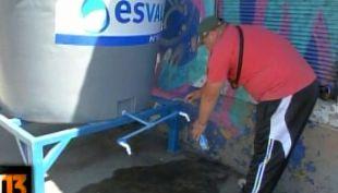 [T13] Así transcurrió el corte de agua programado en Valparaíso