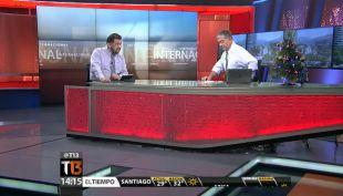 [T13 Tarde] Las reacciones tras el histórico acuerdo de Cuba y EE.UU. y más noticias del mundo