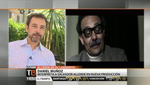 [T13 Tarde] Entrevista a Daniel Muñoz por su papel como Allende y otras noticias de espectáculos