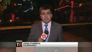 [T13 Noche] Violento asalto acaba con dos muertos y otras noticias policiales con Jorge Iturrieta