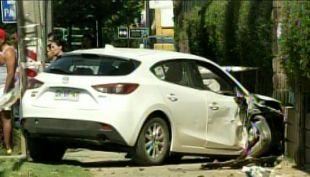 [T13] Dos muertos dejó accidente de tránsito registrado en la avenida Los Carrera