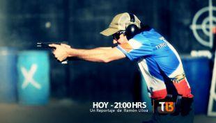 [T13 Avance] Ciudadanos armados: el mundo de los que defienden la tenencia responsable de armas