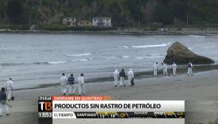 Derrame en Quintero: Levantan prohibición de extracción a los pescadores de la bahía