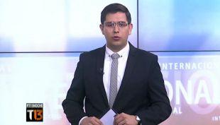 [T13 Noche] Revisa el resumen del bloque internacional de noticias