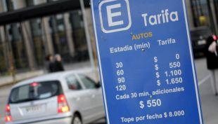 Más de 3 mil reclamos acumula el Sernac por cobros irregulares en estacionamientos
