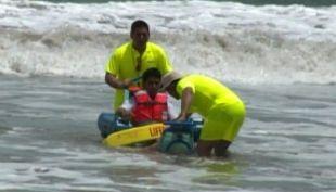 [T13] Playa Blanca inició su temporada estival con su misión inclusiva