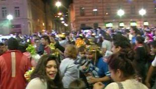 [T13] Polémica medida: Festejo de año nuevo será hasta las 3 AM en Valparaíso