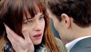 """[VIDEO] Revelan nuevas imágenes de la película """"50 sombras de Grey"""""""