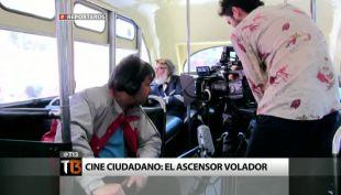 [Reporteros] Cine ciudadano: El ascensor volador
